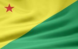 tunnlandflagga Royaltyfri Foto