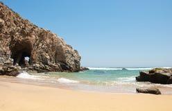 chile, Tunquen beach Stock Image