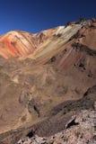 Tunupa volcana stock photo