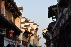 Tunxi old street Stock Images