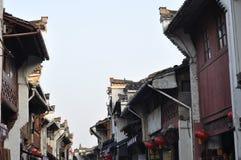 Tunxi old street Royalty Free Stock Photo
