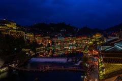 Tuojiang river in Fenghuang, China Stock Photography