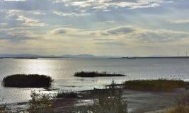 Tuokumute lake Royalty Free Stock Image