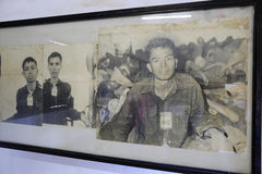 Tuol Sleng Genocide Museum, Phnom Penh, Cambodia Stock Image
