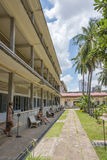 Tuol Sleng Genocide Museum at Phnom Penh, Cambodia Stock Photos
