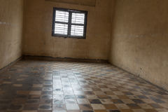 Tuol Sleng Genocide Museum in Phnom Penh, Cambodia Stock Image