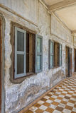 Tuol Sleng Genocide Museum at Phnom Penh Royalty Free Stock Photo