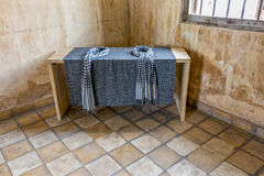 Tuol Sleng Genocide Museum at Phnom Penh Royalty Free Stock Photography