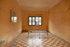 Tuol Sleng Genocide Museum (S-21) Royalty Free Stock Image