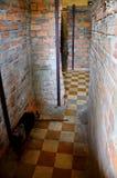 Tuol Sleng ludobójstwa muzeum, Phnom Penh, Kambodża Fotografia Royalty Free