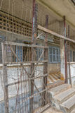 Tuol Sleng ludobójstwa muzeum przy Phnom Penh Obrazy Stock