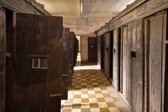 Tuol Sleng ludobójstwa muzeum S-21 Obrazy Royalty Free