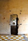 Tuol Sleng Museum of Genocide Stock Photo