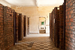 Tuol Sleng prison Phnom Penh Stock Photography