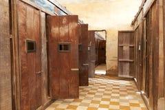 Tuol Sleng prison Phnom Penh Stock Photos