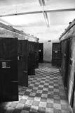 Tuol Sleng s21种族灭绝博物馆,金边,柬埔寨 库存照片