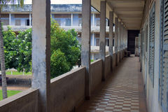 Tuol Sleng  (S21) Prison Stock Images