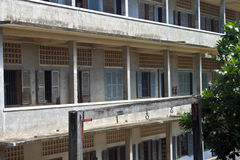 Tuol Sleng (S21) Prison Royalty Free Stock Photography