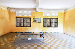 Tuol Sleng (S21) Prison, Phnom Penh Royalty Free Stock Photo