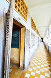 Tuol Sleng (S21) Prison, Phnom Penh Stock Images