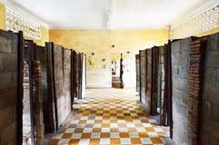 Tuol Sleng (S21) Prison, Phnom Penh Royalty Free Stock Images