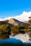 Tuolumne Meadows, Yosemite National Park, California Stock Photography