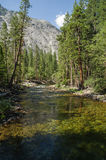 Tuolumne River Royalty Free Stock Image