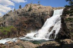 Tuolumne Wasserfall stockbild