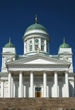 Tuomiokirkko cathedral Royalty Free Stock Image