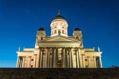 Tuomiokirkko, Helsinki Royalty Free Stock Photos