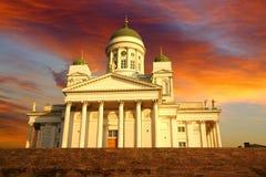 The Tuomoikirkko church, Helsinki, Finland