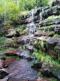 Tupavica waterfall royalty free stock images