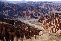 tupiza Боливии Стоковая Фотография RF