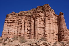 Tupiza, Боливия Стоковые Изображения RF