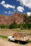 Tupiza - beautifull countryside in Bolivia Royalty Free Stock Photo