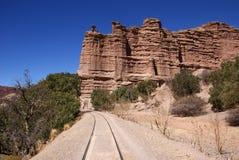 Tupiza, Bolivië Royalty-vrije Stock Afbeelding