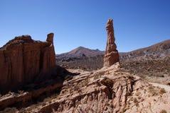 Tupiza, Bolivia Fotografía de archivo libre de regalías