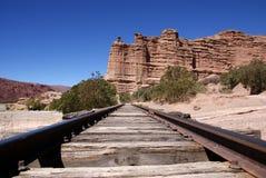 Tupiza, Bolivia Imágenes de archivo libres de regalías