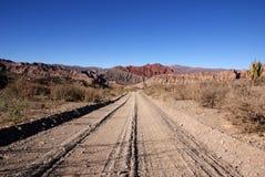 Tupiza, Bolivie image libre de droits