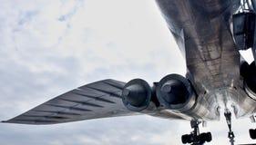 tupolev tu 144 воздушных судн зазвуковой Стоковые Фото