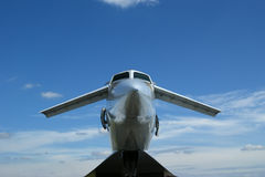 The Tupolev Tu-144 (NATO name: Charger) stock images