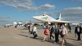 Tupolev Tu-160 (cygne blanc) clips vidéos