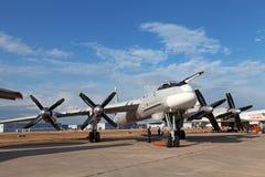 Tupolev Tu-95 (NATO reporting name: Bear) Stock Image