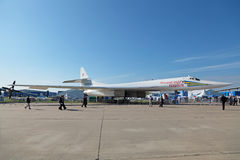 Tupolev Tu-160 Stock Photography