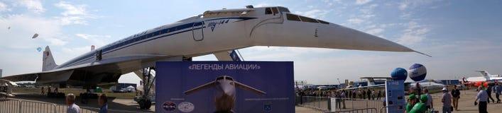 Tupolev Turkije-144 Stock Foto