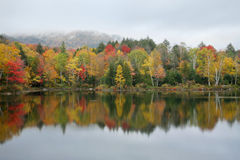 Tupper Lake Royalty Free Stock Images