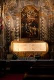 Turín, Italia - cubierta sagrada Imagen de archivo