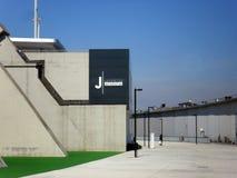 Estadio de Juventus Imágenes de archivo libres de regalías