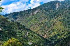 Tur för Baguio Filippinernaväg Royaltyfri Foto