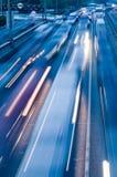 tur för biltrafik Arkivfoton
